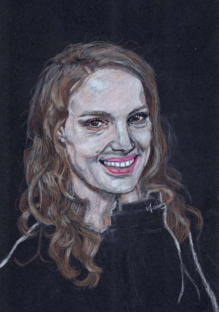 Natalie Portman por Vanessafari